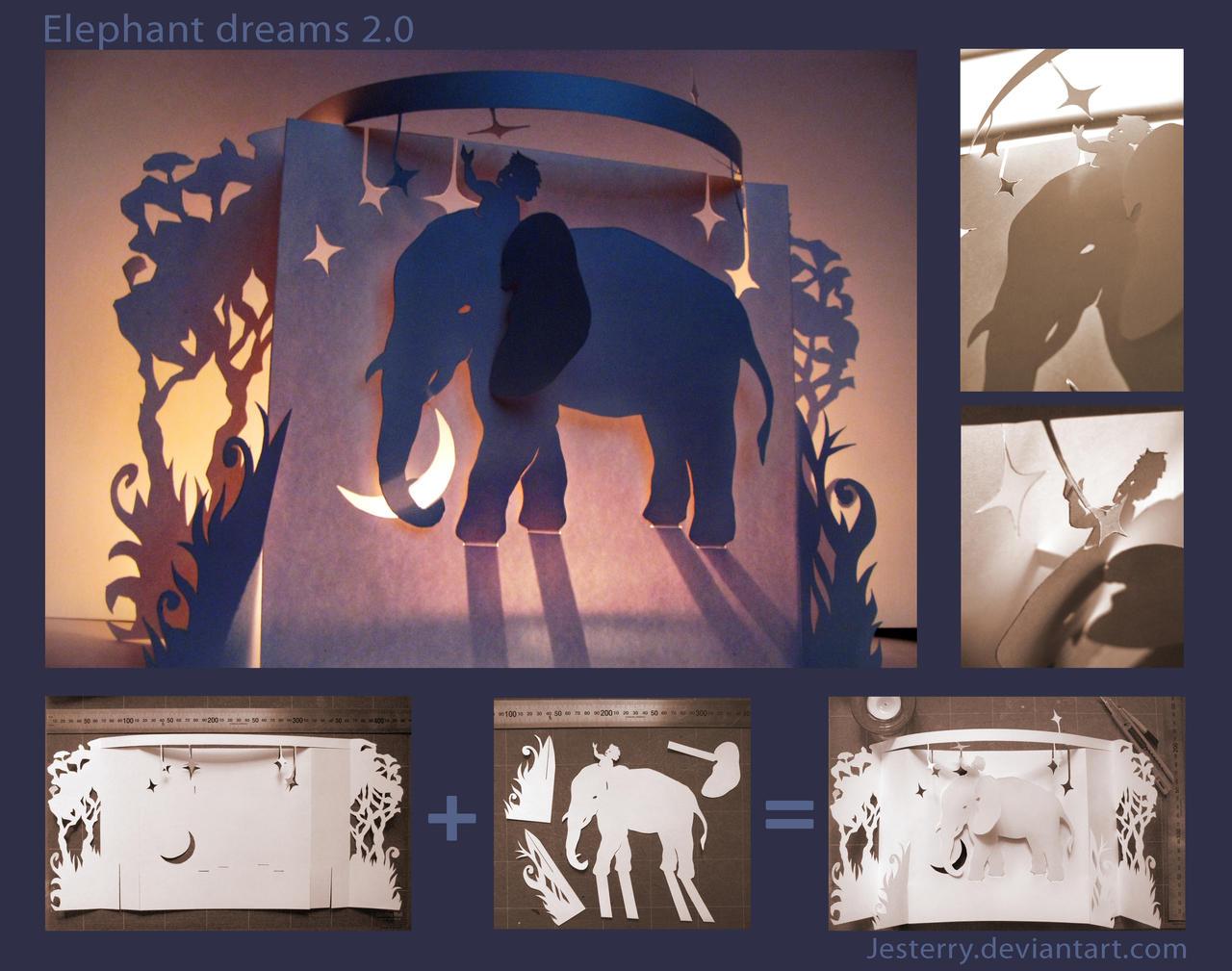 Elephant Dreams 2.0 by jesterry