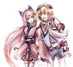 Prize art - Vocaloid