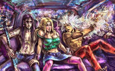 Sannin Rockstars