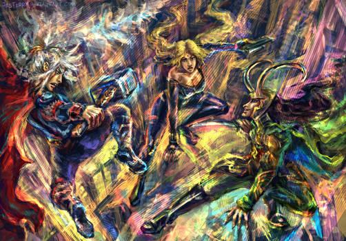 Sannin Avengers