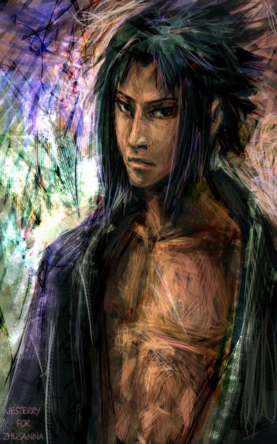 Why so Sasuke? by jesterry