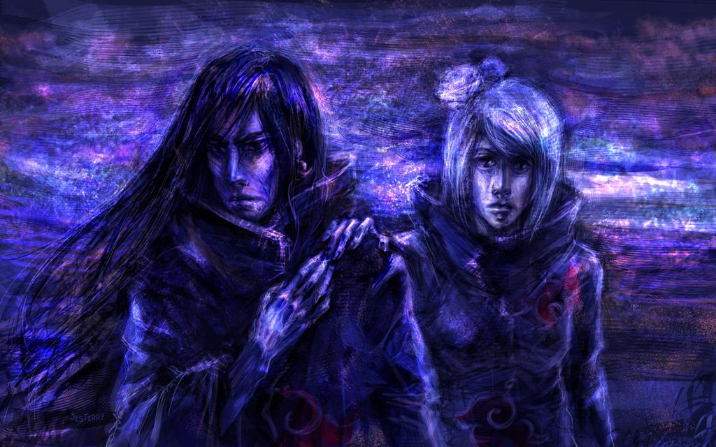 OroKonan - Winter Winds by jesterry