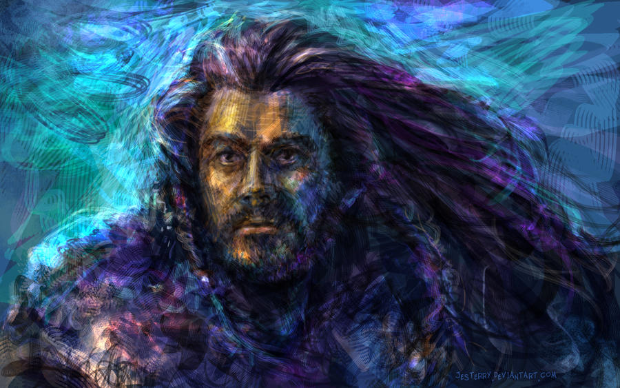 Thorin Farewellovaries by jesterry