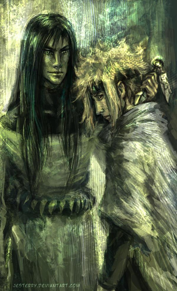Naruto 618 - Orochimaru's Godson by jesterry