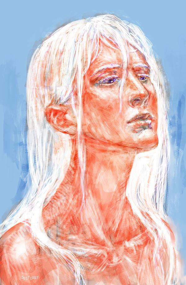 Daenerys the Sunburnt by jesterry