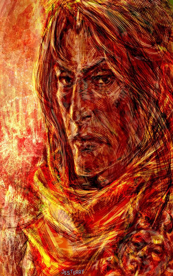 Oberyn Martell by jesterry