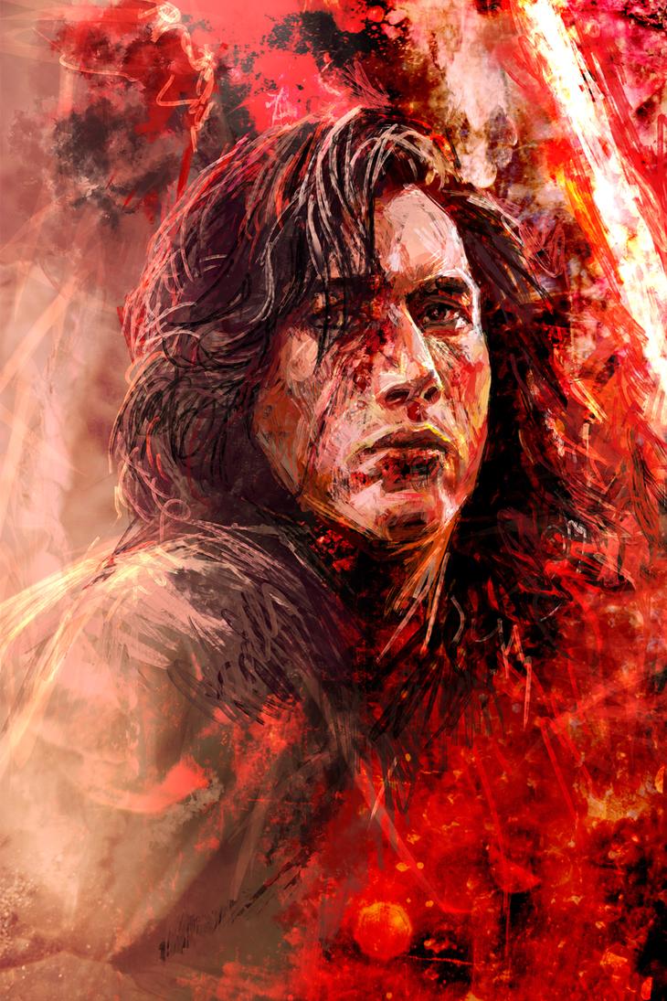 The Last Jedi by jesterry