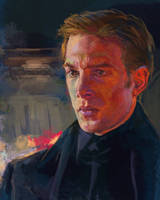 Generale Hux by solar-sea