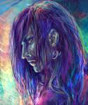 Be the rainbow by solar-sea