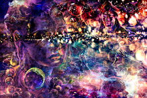 Dreaming Galaxies by solar-sea