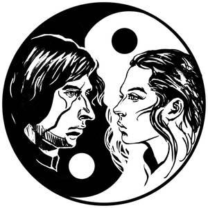 Yin and Yang - Design 1