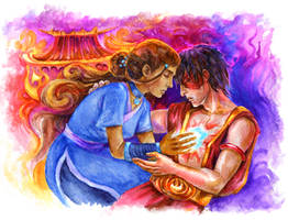 Zutara Month 2021 - Healing