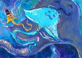 3zun as manta rays