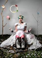 cyber princess 01 by lelfling
