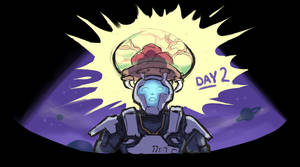 Inktober: Day 2 (Mindless)