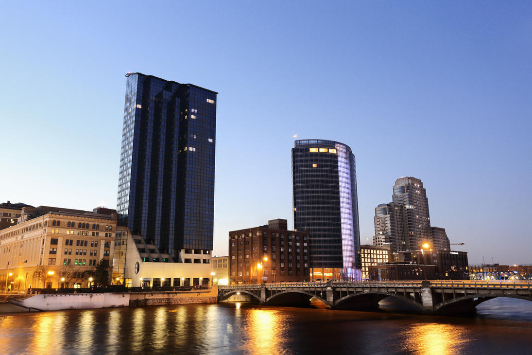 City of Grand Rapids Homepage