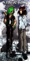 Nik and Koji