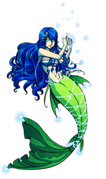 Mermaid Club Mascot: SIRENIA