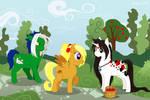 My Little Pony Mixup by kingv