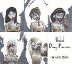 Undead Disney Princesses -Wave One-