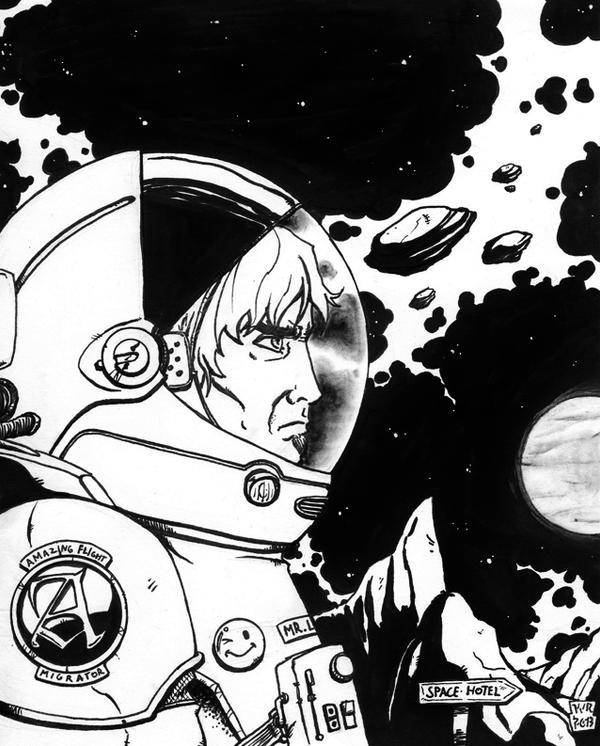 The Ayreonaut by WizardOfAuz