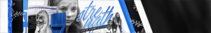 Strength in Numbers Banner by xcrusnik