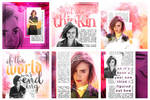 Lily Collins Icons