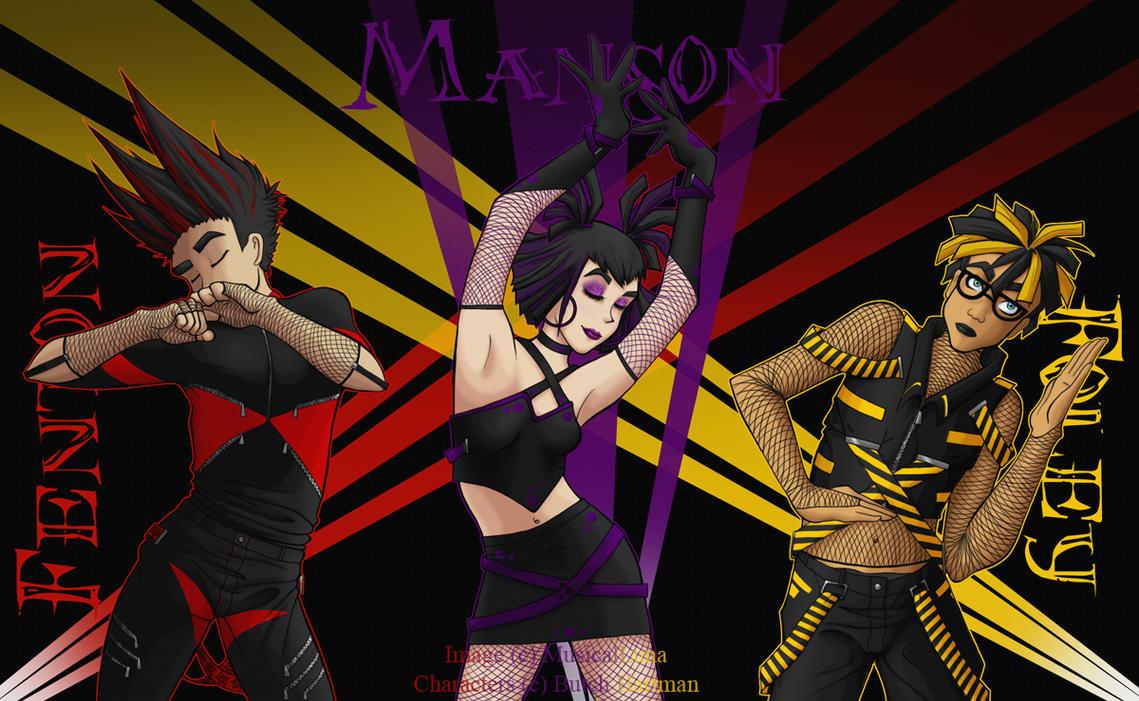 Dance Party by musicalluna