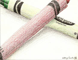 Crayon Crayons by musicalluna