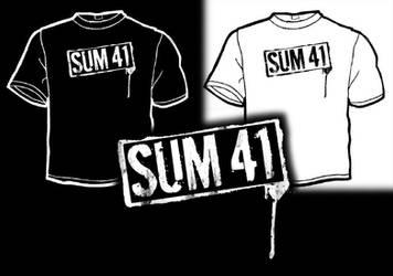 Sum 41 T-Shirt 2