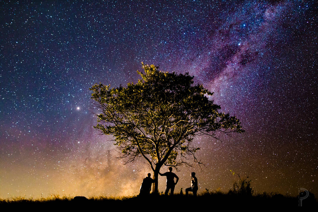 Time under the stars by Dualitiphotos