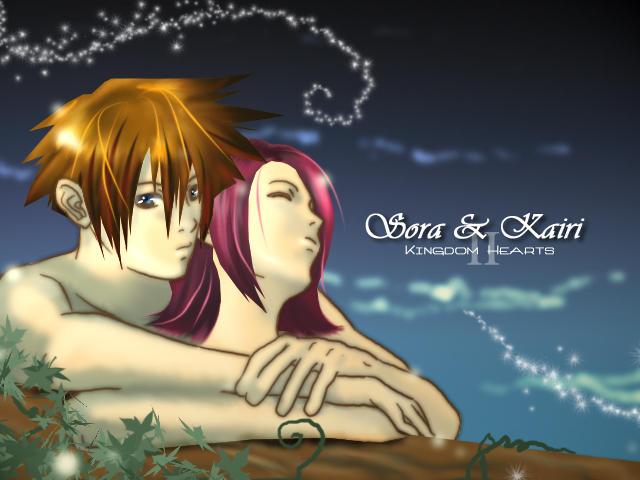 Kairi And Sora Sex 27