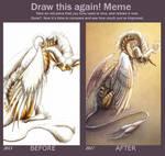 Draw this again - Mumbeltrousse. by Kayas-Kosmos