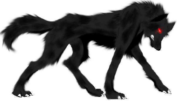 Weapon; DarkSoul; The Dark Scythe Dark_Wolf_by_LordJWA