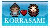 Korrasami Love stamp2 by tirax32