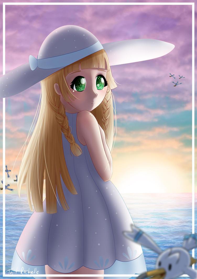 Lillie by TaitRochelle