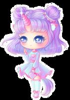 Unicorn Chibi Girl