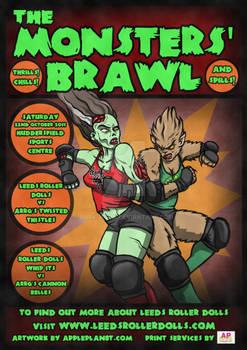 THE MONSTER'S BRAWL-COVER