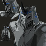 WhiteKnight - sketches