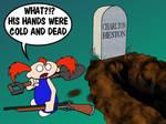 Pippi Visits Charlton Heston