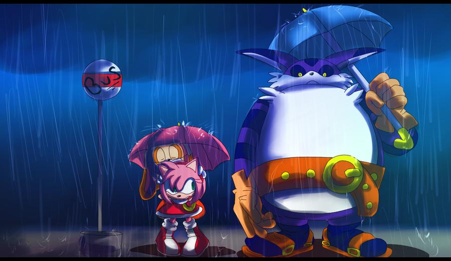 .:CB:. Our Big Totoro! by Zubwayori