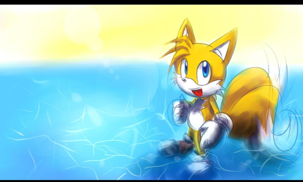 OHS Tails the fox by Zubwayori