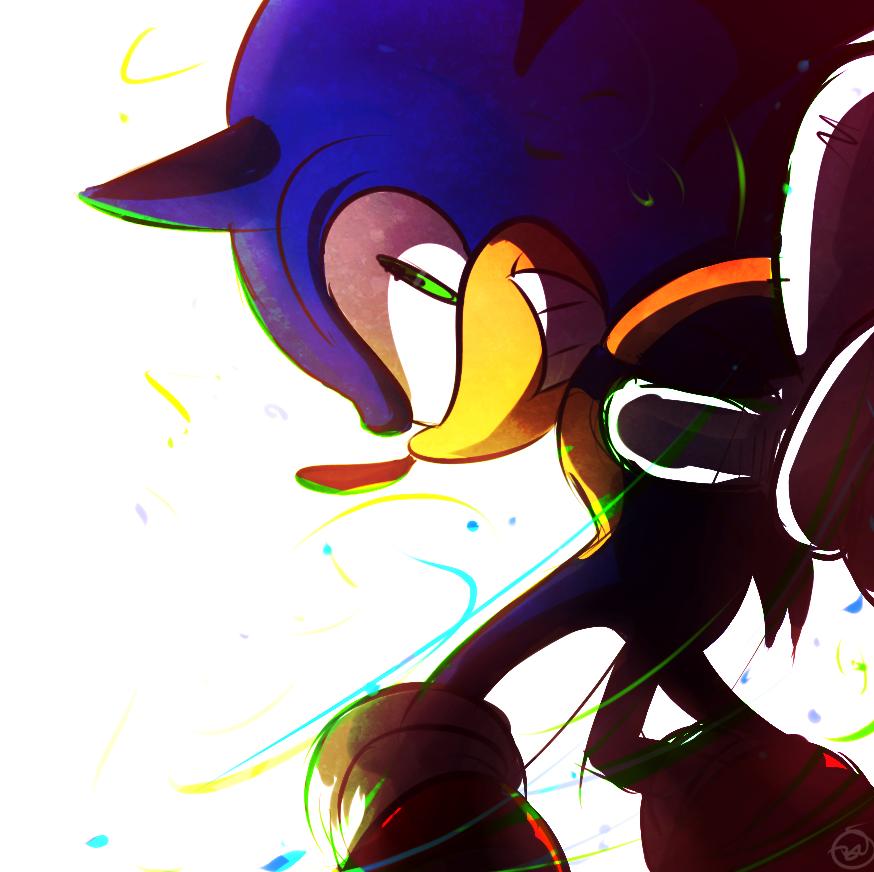Sonic The Hedgehog By Omiza Zu On Deviantart
