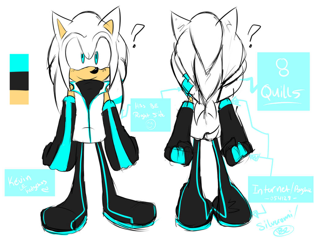 Kevin The Hedgehog Kevin le Hedgehog   REF