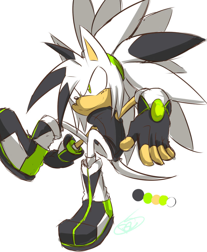 (OC ) Frlicien the echidna/Hedgehog by Zubwayori