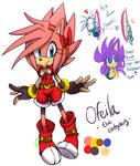 Ofeila the hedgehog