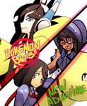 COMIC COVER: Pokemon BW 3