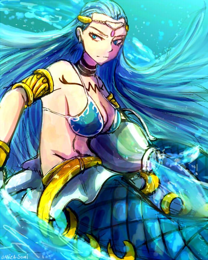 Fairy Tail Aquarius by Omiza-Zu