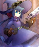 Little Witch Academia: Constanze