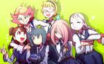 LWA Team Friendships